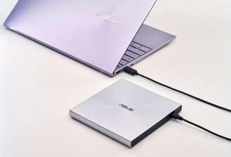 ZenDrive U8M: el nuevo grabador moderno de ASUS