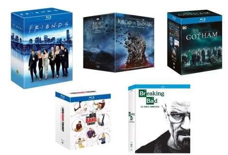 Los 5 Box Sets más populares en junio del 2021