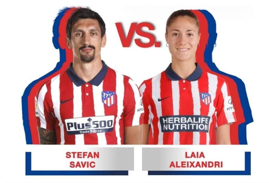 ¿Quién sabe más de fútbol? Stefan Savić o Laia Aleixandri