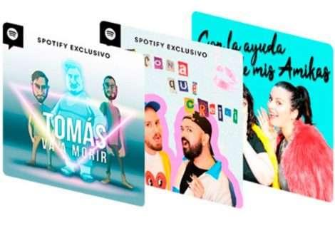 Spotify se afianza como la casa de la comedia en Chile