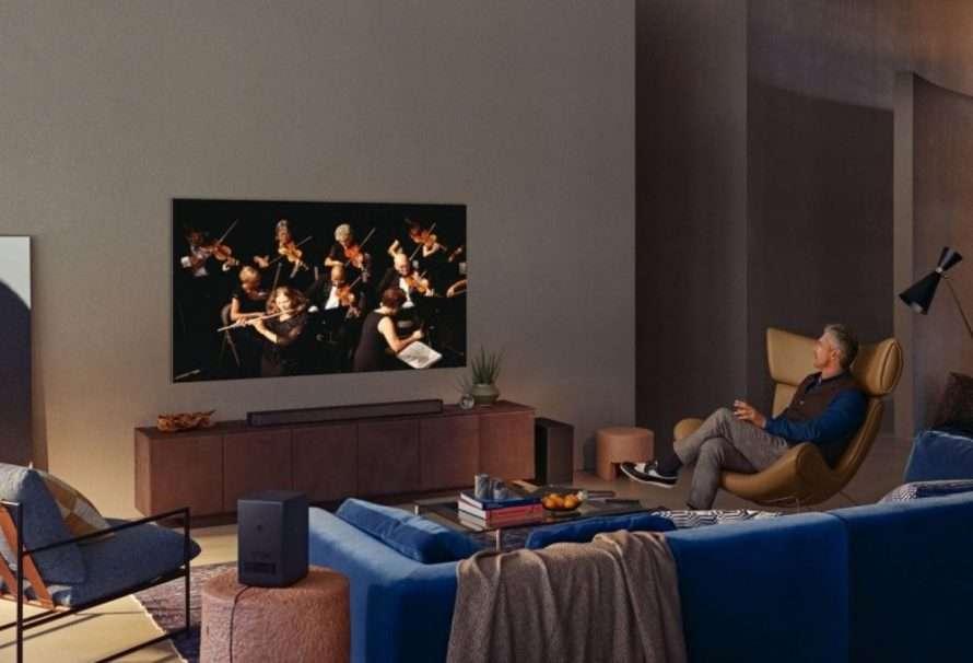 Multiview es lo nuevo de Samsung para ver contenido en la tv