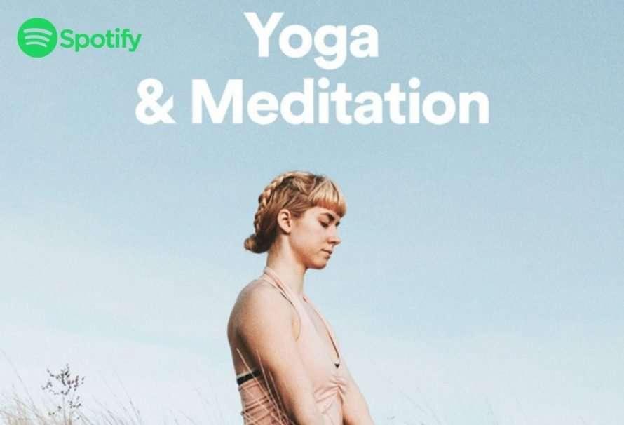 Spotify celebra el Día Internacional del Yoga