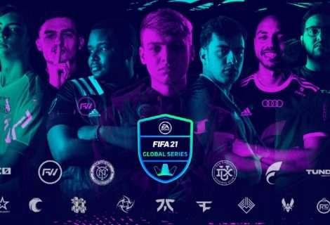 EA SPORTS GLOBAL SERIES FIFA 21, las finales