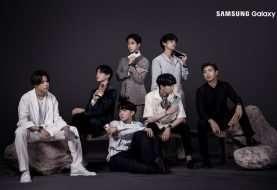 "BTS prueba ""8K Video Snap"" de Samsung Galaxy S21 Ultra 5G"