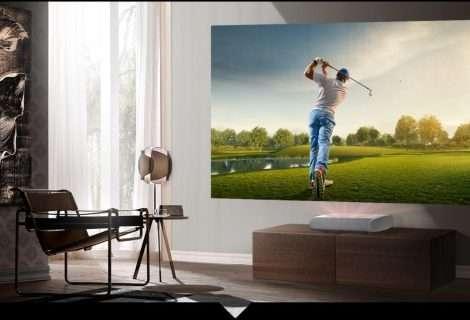 The Premiere, el nuevo proyector de Samsung