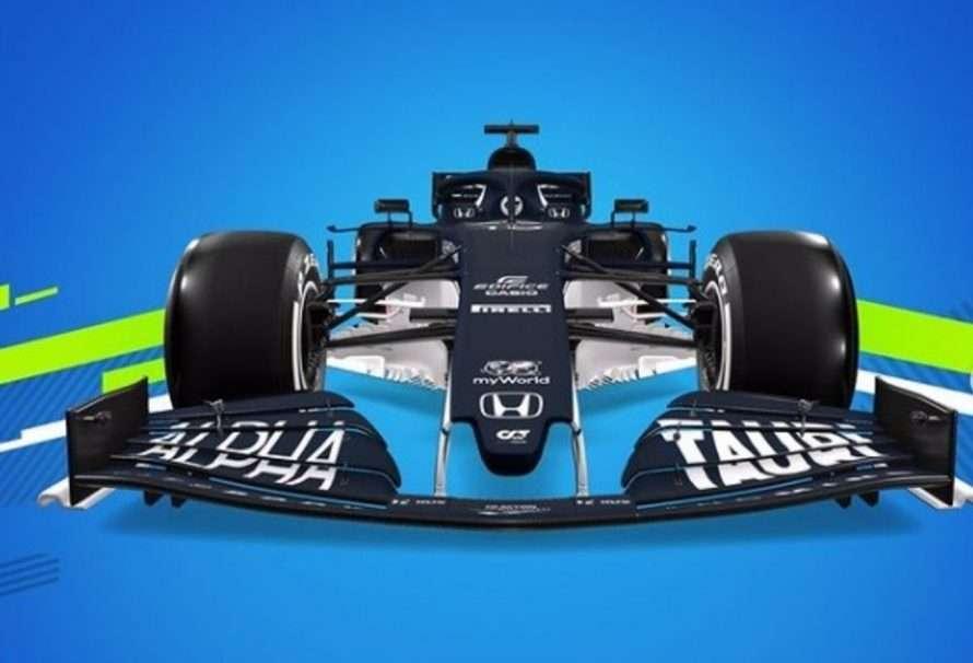 Primer ranking de pilotos en My Team de la F1 2021