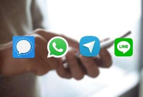 ¿Cuál es la mejor app de mensajería para tu smartphone?