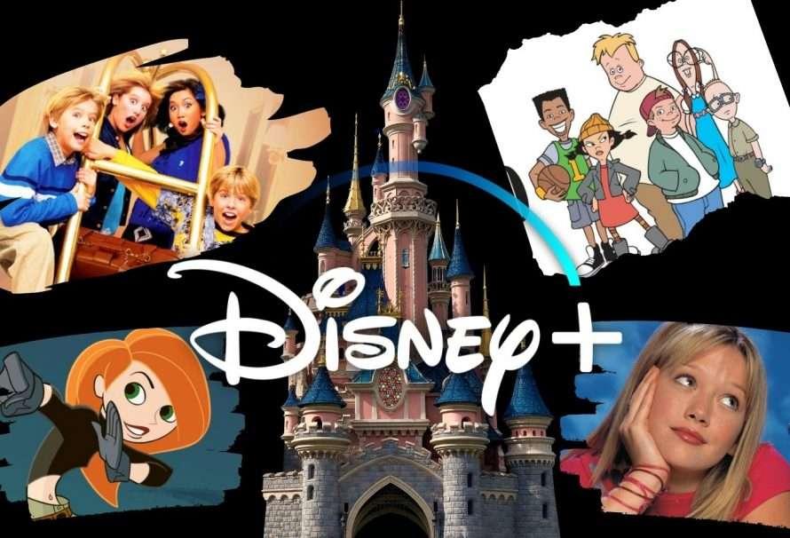 Las mejores series nostálgicas disponibles en Disney+