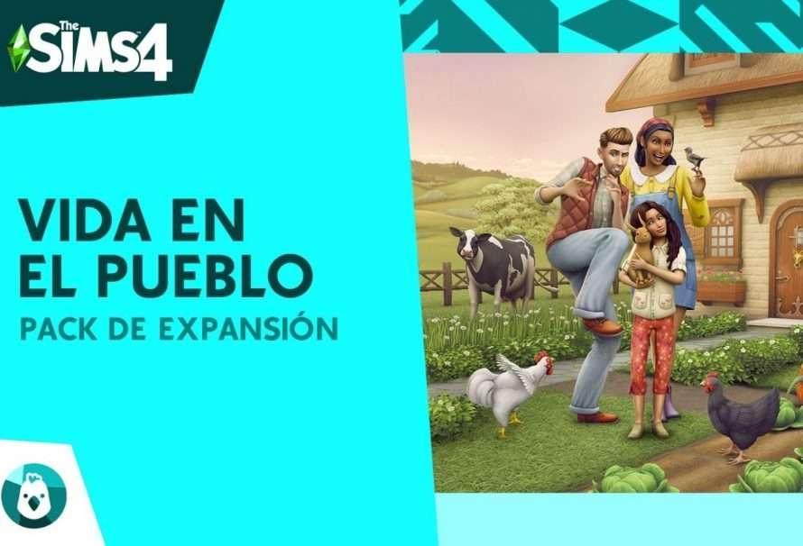 Los Sims 4: la expansión vida en el pueblo se acerca