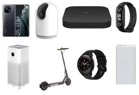 Xiaomi muestra regalos tecnológicos para los papás en su día