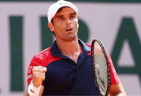 Pablo Andújar: el buen tipo (y tenista) que se levantó del puesto 1.824