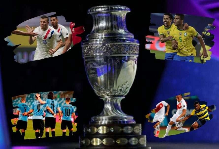 9 hitos que dejó la fecha 4 de Copa América 2021