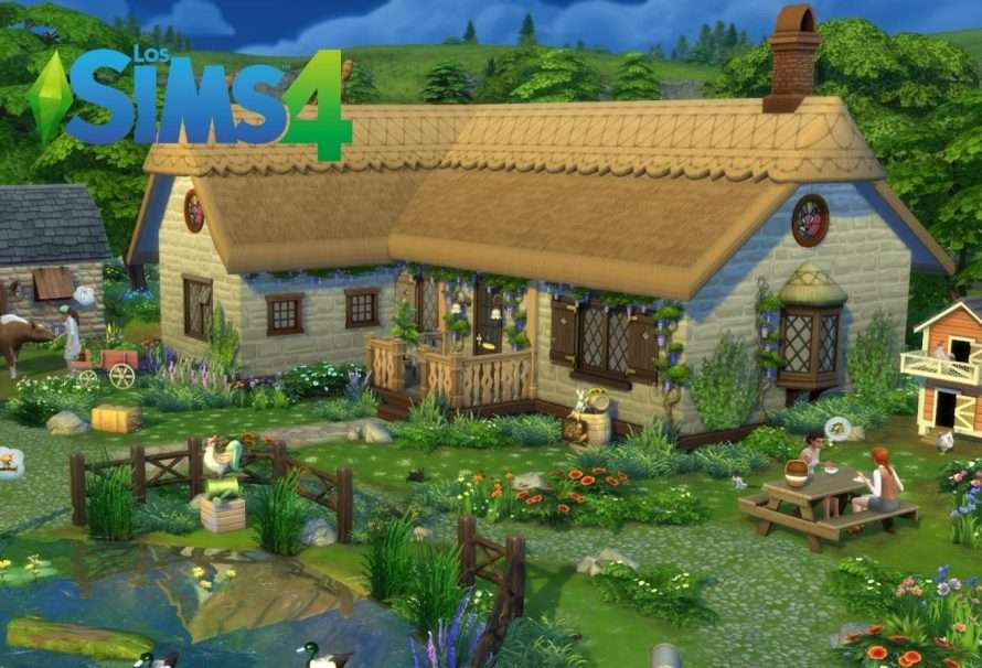 Vida en el Pueblo de Los Sims 4 ya tiene un nuevo tráiler