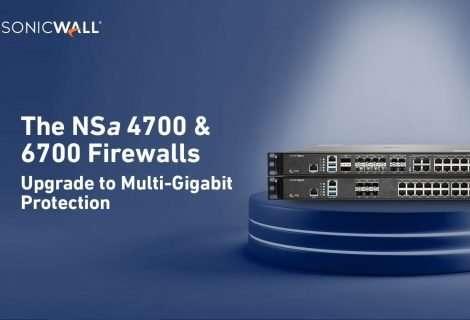 SonicWall muestra Firewalls mejorados contra amenazas
