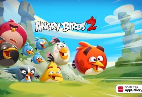 Angry Birds 2 ya se encuentra disponible en AppGallery