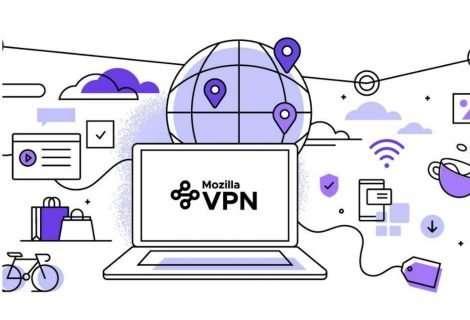 Mozilla VPN, la protección para los internautas de España