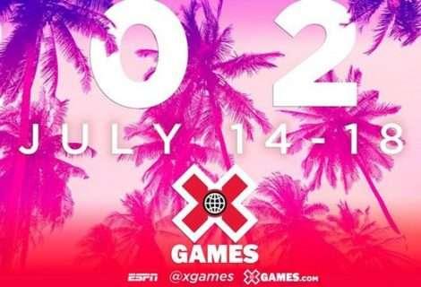 Los Summer X Games 2021 se verán por ESPN Extra