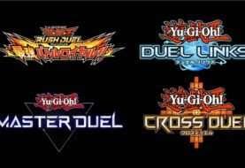 Konami lanza tres nuevos títulos digitales de Yu-Gi-Oh!