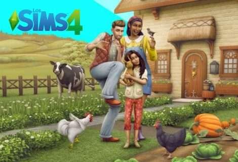 Los Sims 4 Vida en el Pueblo está disponible con una promoción