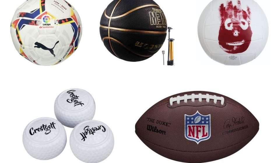 Los 5 balones más vendidos en julio del 2021