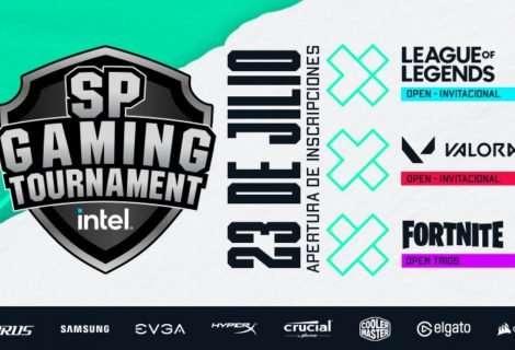 SP Gaming Tournament llega con el mayor pozo de premios