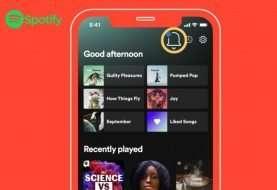 Spotify lanza nueva funcionalidad de Novedades