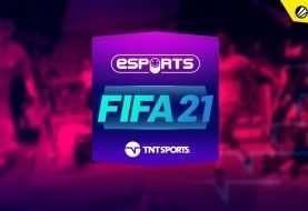 Torneo Easy FIFA 21: fase de grupos por TNT SPORTS