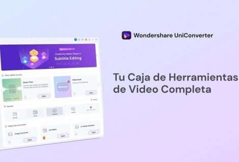 Wondershare UniConverter 13.0 actualiza sus herramientas