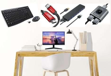 5 productos para tener un escritorio móvil en agosto 2021