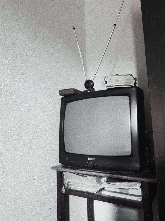 antena de televisor