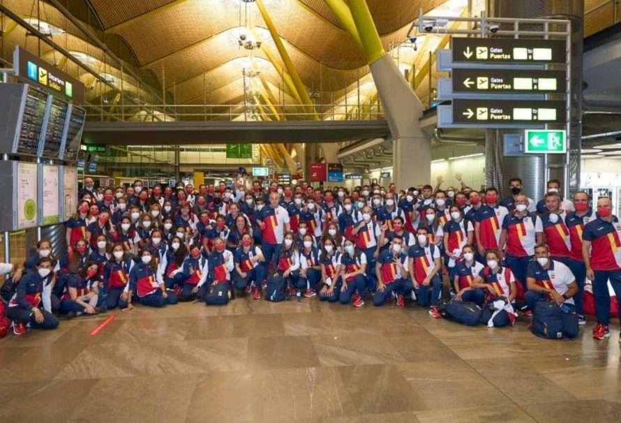 Tokio 2021: ¿Cómo vencieron a la pandemia los olímpicos españoles?
