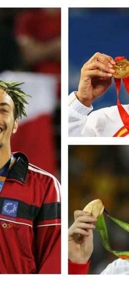 La magia del tenis también es olímpica