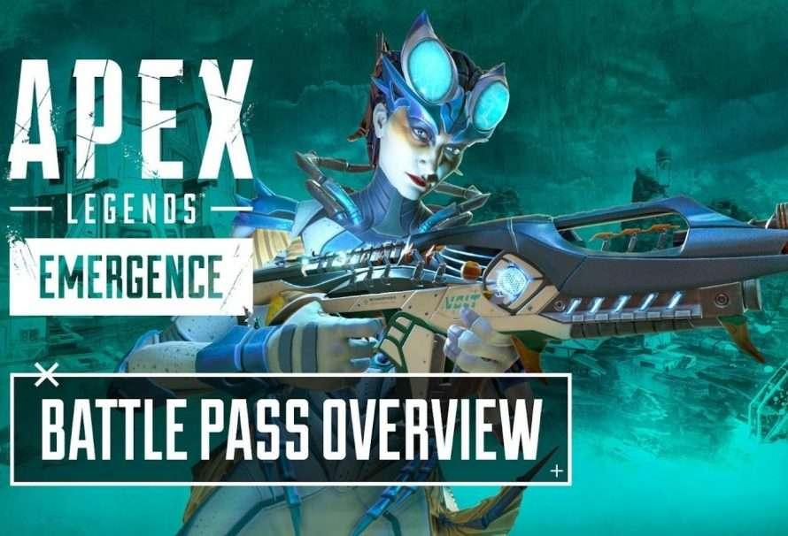 Apex Legends: Emergence, el pase de batalla y unos cambios