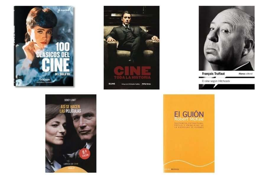 5 libros sobre cine que puedes encontrar en agosto del 2021