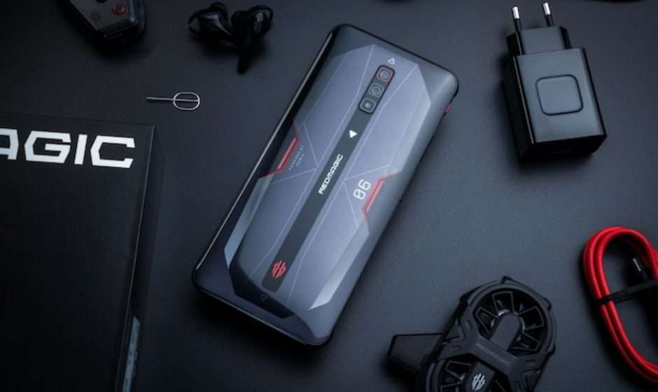 Nubia lanza el REDMAGIC 6 y REDMAGIC Watch con Vodafone
