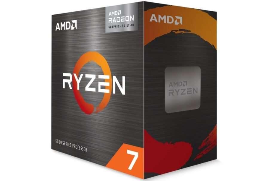 AMD lanza los Procesadores Ryzen 5000 Serie G