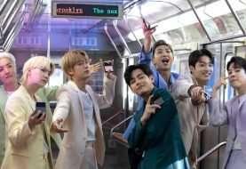Galaxy Z Flip3 5G rompe récord en redes con BTS