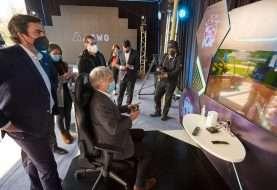 MTT y Entel hacen la Demo Gaming con tecnología 5G
