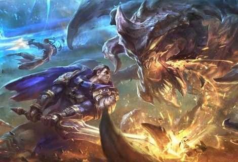 League of Legends modifica a campeones en su versión 11.16