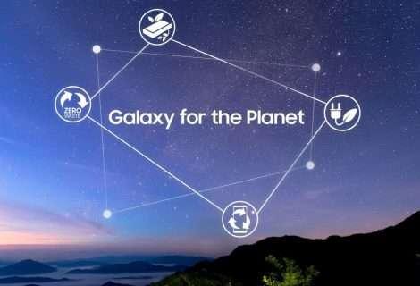 Samsung piensa en la sustentabilidad para móviles a 2025