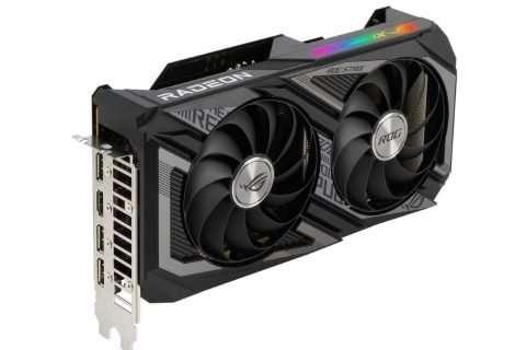 ASUS lanza sus tarjetas gráficas AMD Radeon RX 6600 XT