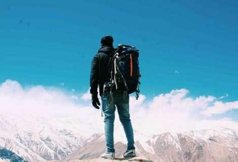 Todo lo que debes de llevar en una mochila de escalada