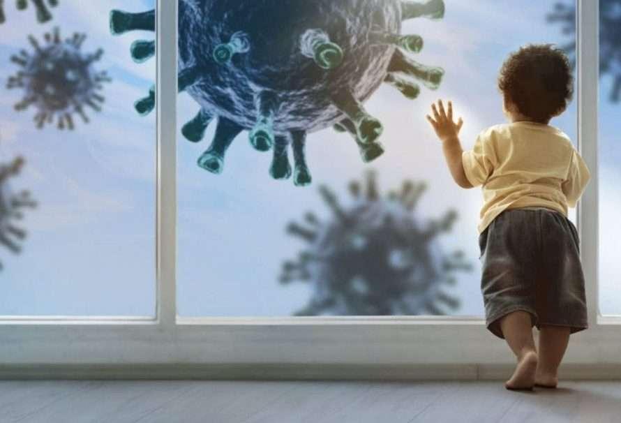 La infancia, doble víctima del coronavirus
