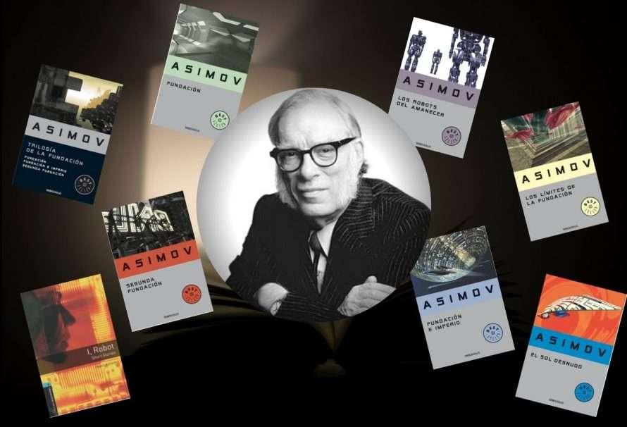 Serie Fundación de Isaac Asimov en agosto 2021