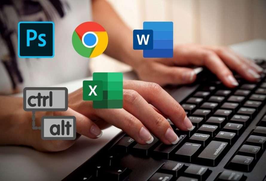 Atajos de teclado útiles para mejorar tu productividad