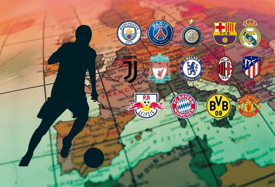 Temporada 2021-22 de Las Ligas de Europa