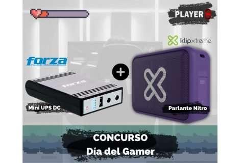 Gana un pack del jugador en nuestro concurso Día del Gamer 2021