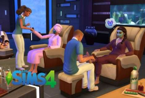 """El nuevo pack """"Día de Spa"""" llega como actualización a Los Sims 4"""