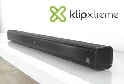 Klip Xtreme lanza su Barra de Sonido Aristos en Chile