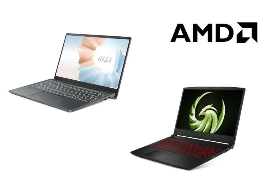 AMD y MSI llegan a Chile con nuevos notebooks mejorados